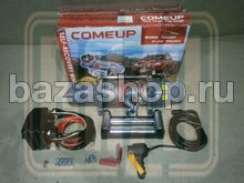 "Лебедка ""Come Up Winch"" DV-12 light 12v (5443кг, 4.6 лс, 211 : 1, трос 25 м) / ComeUp DV-12 light / 12v в Саратове"
